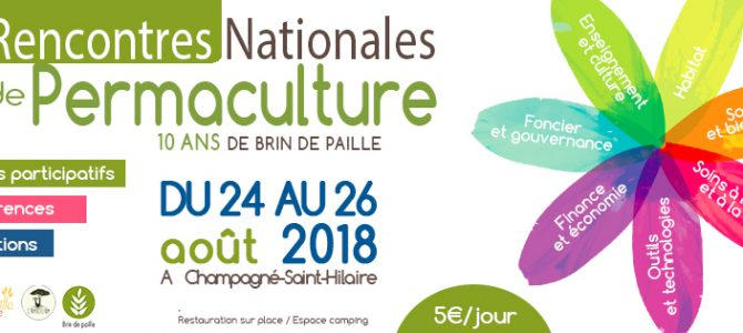 Rencontres nationales des scot 2018